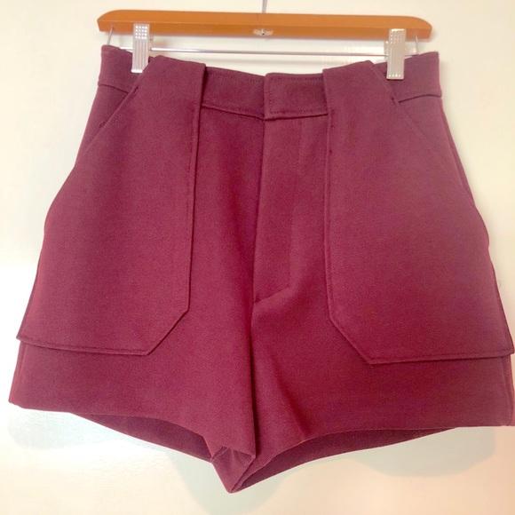 Zara Dresses & Skirts - 🔴🔴ZARA Winter Shorts 🔴🔴